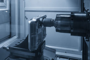 4-axis machining center