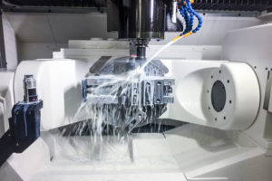 5-axis machining center