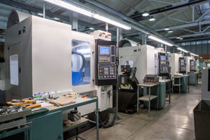 3-axis vertical machining centers